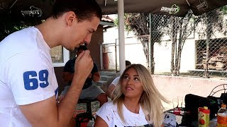 BAKA REŠIO GIRICU NA SNIMANJU SPOTA (vlog behind the scenes)
