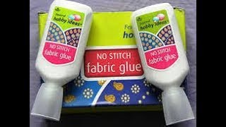 Reuse idea with fabric glue caps | best out of waste | jewellery tutorials