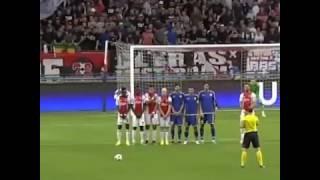 Christian Noboa Amazing Goal | Ajax vs FK Rostov 1-1 | UCL16.08.2016. HD