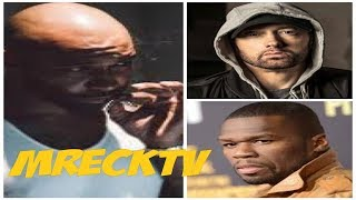 Joe Budden Responds To Eminem Diss & 50 Cent Threats He Don't Think EM Dissed Him?