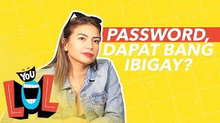 Download Lagu YouLOL: PASSWORD ng social media accounts, dapat bang ibigay sa kasintahan? mp3