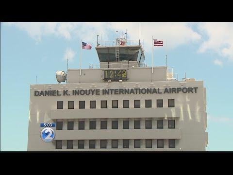 State celebrates renaming of Honolulu airport