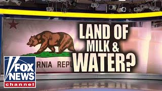 California bill: Only milk or water served with kids' meals