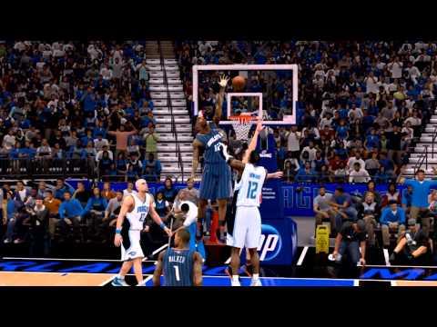 NBA 2K12 Sucks (1) - Tyrus Thomas