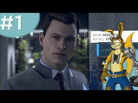 [PS4 Pro] Detroit - Become Human #1 They tell me I'm good!из YouTube · Длительность: 39 мин12 с