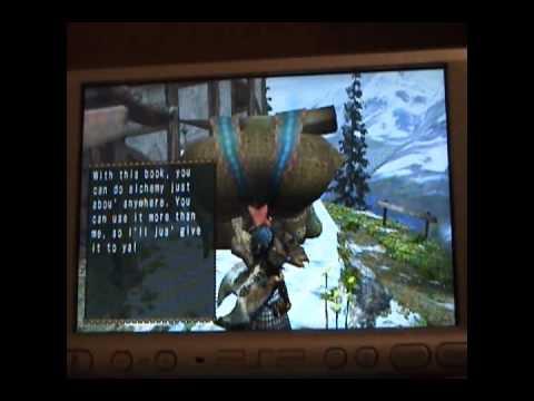 monster hunter freedom unite guide book 1