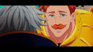 Escanor Vs Estarossa 「AMV」- Hail to the King