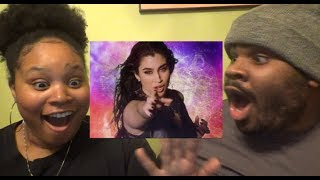 STEVE AOKI & LAUREN JAUREGUI - ALL NIGHT (M/V) (DOPE AFFFF) - REACTION