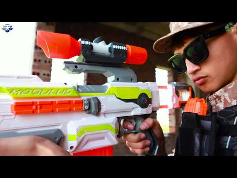 Nerf Guns War: The Battle Of Dangerous Criminals And The SEAL TEAM Special