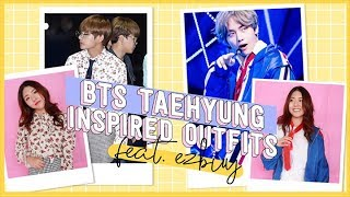 BTS Kim Taehyung / V Inspired Outfits (Female Ver. + Affordable!) 💕 | thatxxRin