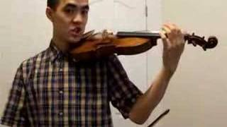 Violin Vibrato TUTORIAL