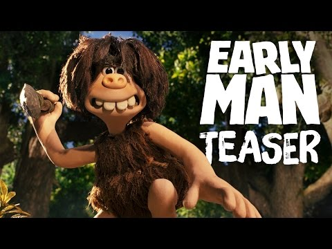 Thumbnail: Early Man Official Teaser Trailer!