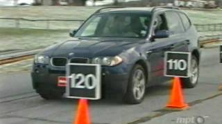 2004 BMW X3 MW Road Test