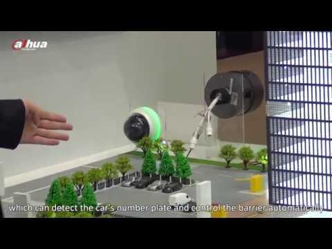 Smart Parking Presentation at Amsterdam Security Expo - Dahua