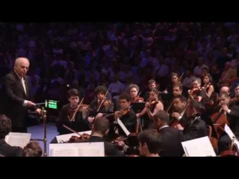 Beethoven   Symphony No  5 Proms 2012 Conductor: Daniel Barenboim