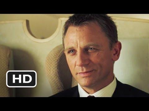 Casino Royale Movie CLIP - You've Noticed (2006) HD
