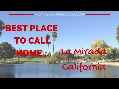 Best Place To Live: La Mirada California-City Tour/MUST WATCH