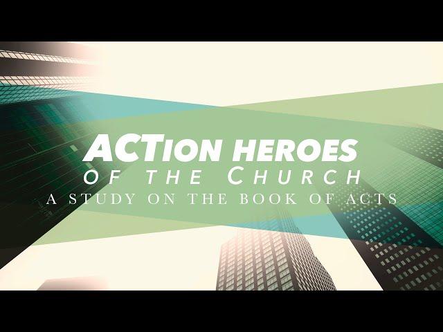Acts 1:1-11 (Wednesday Night Study)