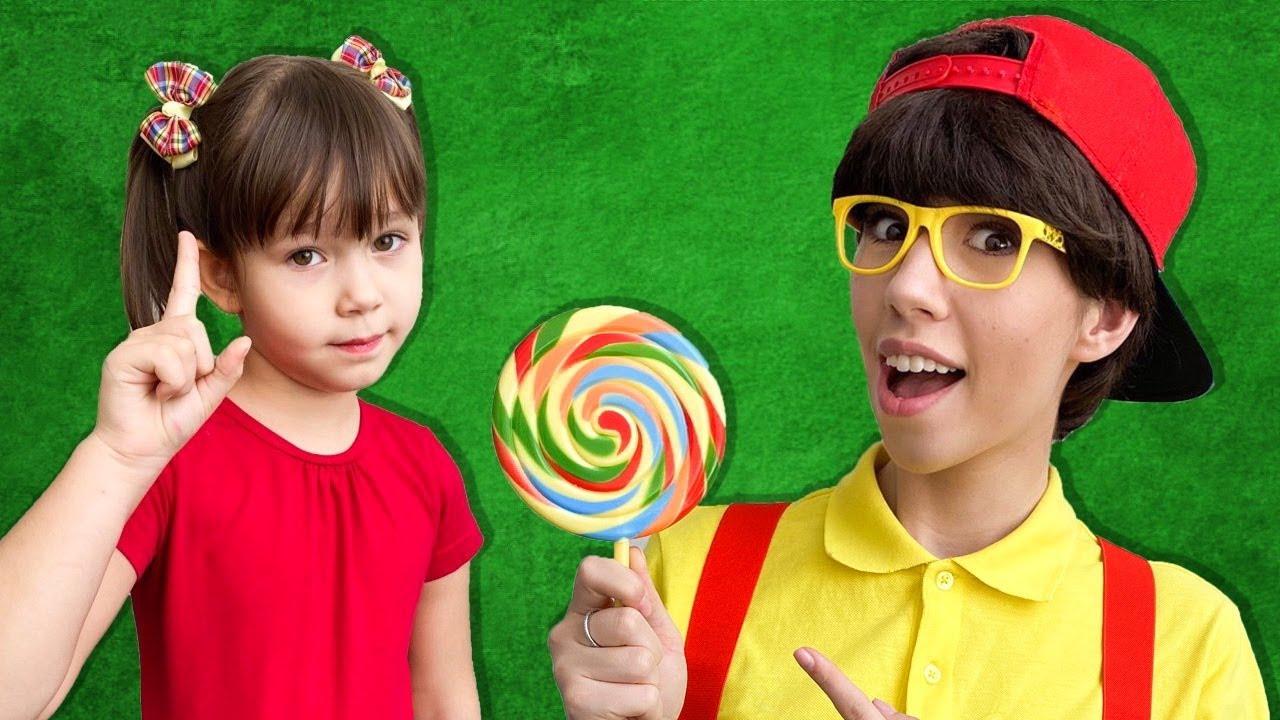 Where is candy? | Hey Dana Kids Songs