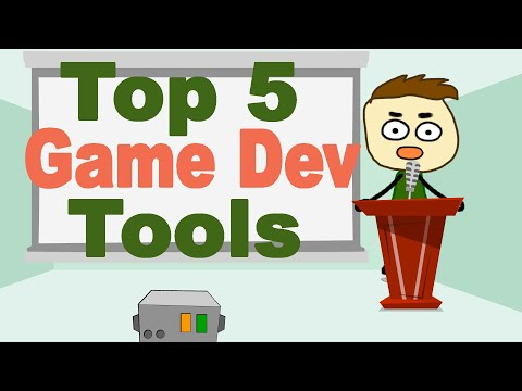 Top 5 FREE Game Development Tools You Need To Download RIGHT NOW!