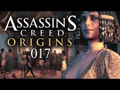 Kleopatra 🎮 ASSASSIN'S CREED: ORIGINS #017