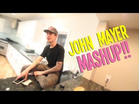 John Mayer Mashup. Feat: Kian, Lia, Jc, James, Jonah, Hammy & Caulin