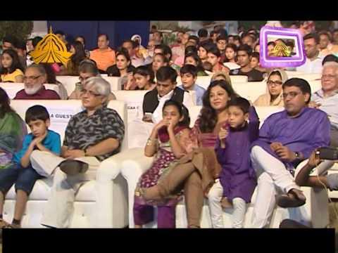Raat Bhar Jiya Mora - Fiza Javed & Arshad Mehmood - PTV Eid Show 2015