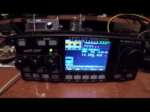 Notes on the MCHF clone rs 918 by N7ECV QRP life