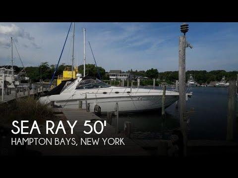 [SOLD] Used 1997 Sea Ray 500 Sundancer in Hampton Bays, New York