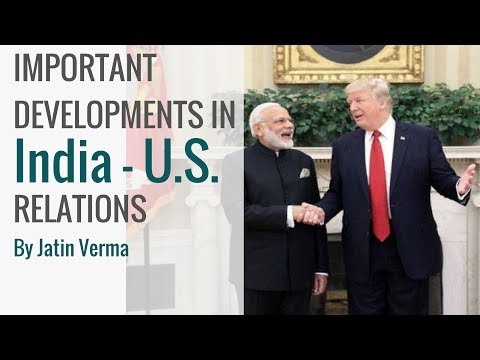 PM Modi's visit to USA | India-U.S. Relations | Important developments By Jatin Verma