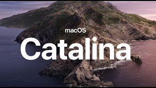 macOS 10.15 Catalina полный разбор!