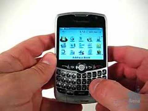 BlackBerry Curve 8330 Review *Part 1 of 2