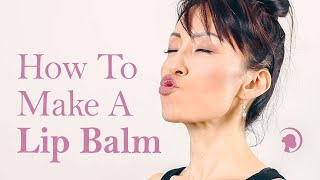 Homemade Lip Balm - Very Easy Thumbnail
