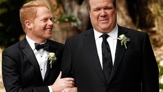 Modern Family 5x24 (Cam & Mitch's wedding)