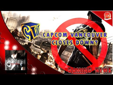 Capcom Vancouver Closes Down + Dead Rising Franchise In Jeopardy? - Gaming News