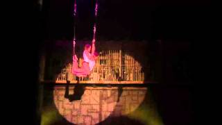 The Girls of Passion! Body Trapeze Aerial Act,in Circus Flic Flac 2015