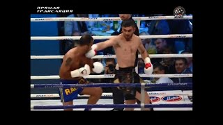 """ТЯЖЕЛЫЙ НОКАУТ""  Parviz Abdullayev(AZE) VS Rachid Belani(MOROCCO)"