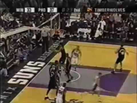 Joe Crispin Phoenix Suns