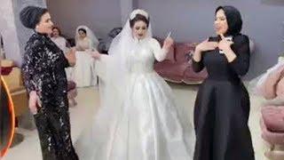 صحاب العروسه خربو الدنيا علي مهرجان بنت الجيران ❤️ بهوايا انتي قاعده معايا😍 وجننوا الفرح كله برقصهم