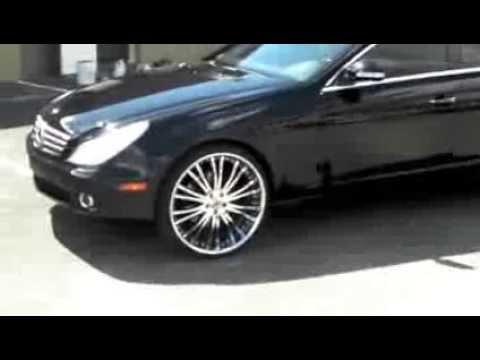 Dubsandtires Com 2006 Mercedes Benz Cls 500 S 550 Review