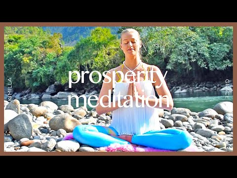 Kundalini Yoga: Prosperity Meditation & The Law Of Attraction, Bhutan | KIMILLA