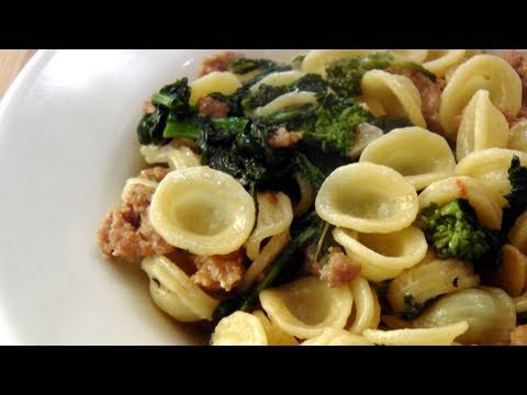 How to make broccoli rabe