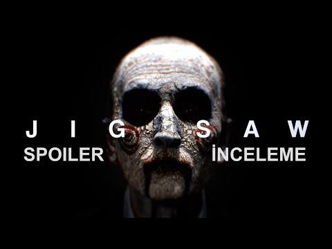 Jigsaw -  Detaylı Film İncelemesi | Final Açıklaması (SPOILER'LI) + Ödüllü Testere Oyunu ( Saw 8 )
