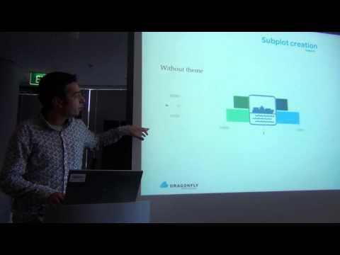 Wellington R Users Group -  17 March 2014 - Yvan Richards - Dragonfly Science