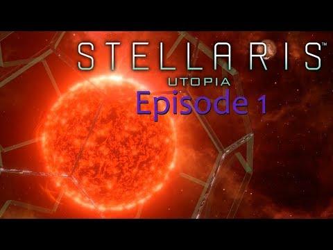 Stellaris Ep 1: A Brand New Caste