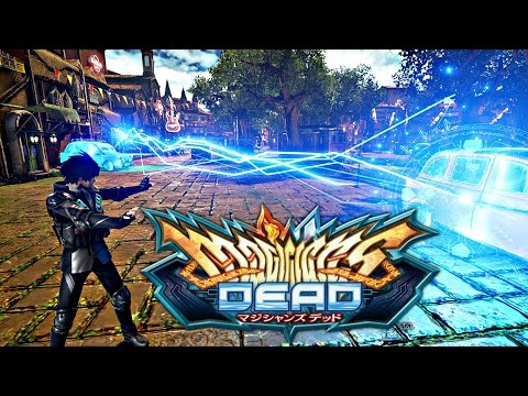 Arcade Game Magicians Dead New Release! アーケードゲーム