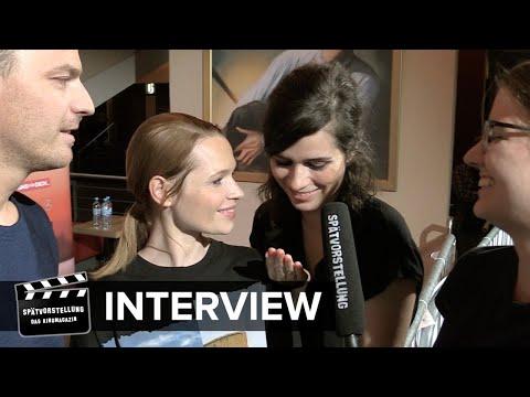 mit Karoline Herfurth und Nora Tschirner zum Film