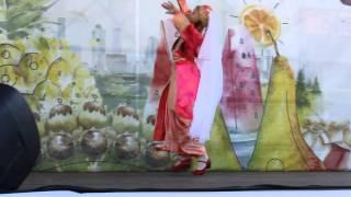 Народный танец крымских татар: танец кистей