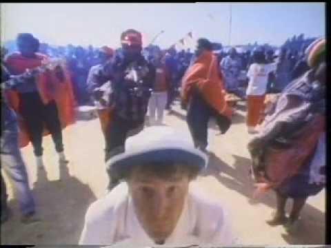 Malcolm McLaren  Soweto: Music  Dir Ian Gabriel