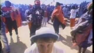 Malcolm McLaren - Soweto: Music Video (Dir. Ian Gabriel)